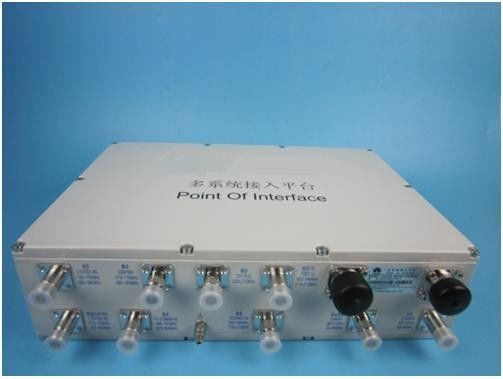 Integrated Point of Interface / High Power Splitter Multi System 200W Input