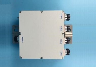 Outdoor Quad Band Combiner / 4-Way Power Divider IP67 Ochrona przed wodą PIM 150BC